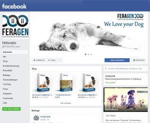 Folge FERAGEN auf Facebook