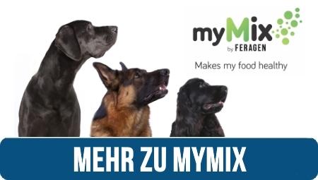 Landingpage DNA myMix